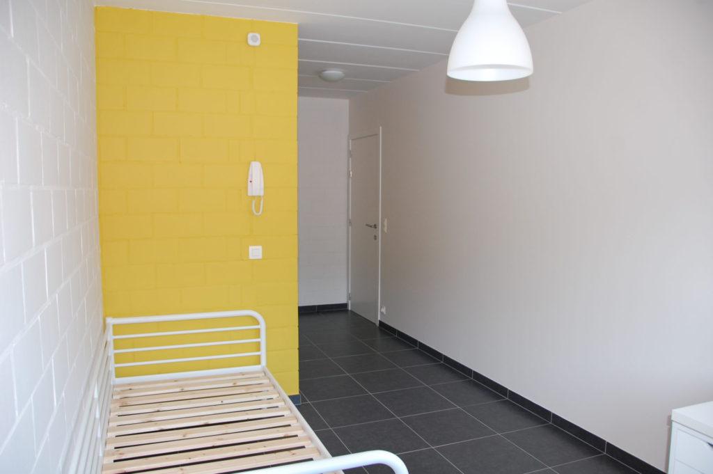 Sint-Jozefstraat 30 - Kamer 1 - Bed
