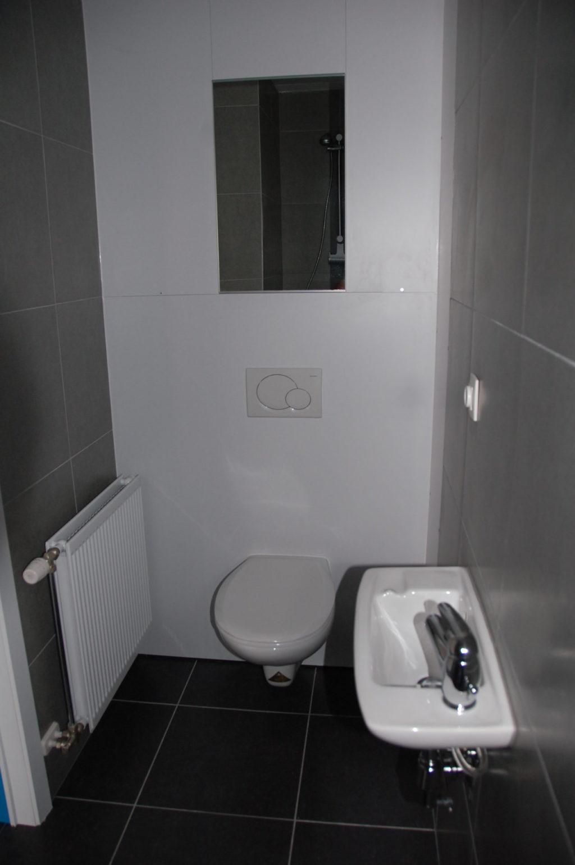 Sint-Jozefstraat 30 - Kamer 1 - Toilet en lavabo