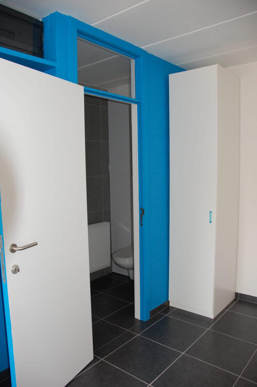 Sint-Jozefsstraat 30 - Kamer 15 - Deur naar badkamer