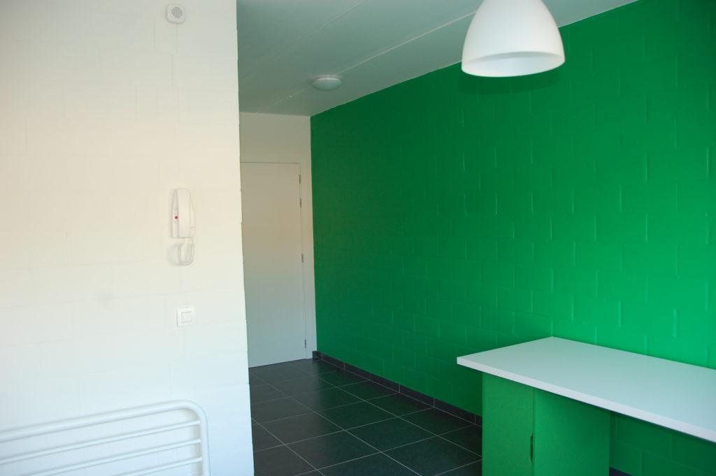 Sint-Jozefsstraat 30 - Kamer 3 - Badkamer en gang