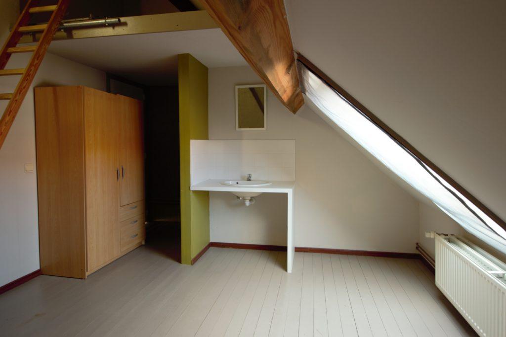 Wilgenstraat 49 - lavabo en kast